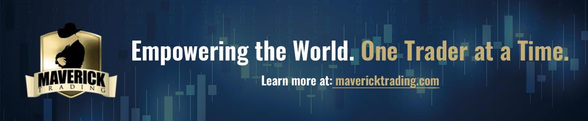 Company Branding Banner Maverick Trading