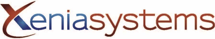 Company Logo Xenia Systems