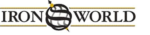 Company Logo Iron World Manufacturing