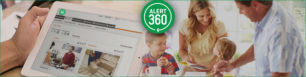 Company Branding Banner Alert 360