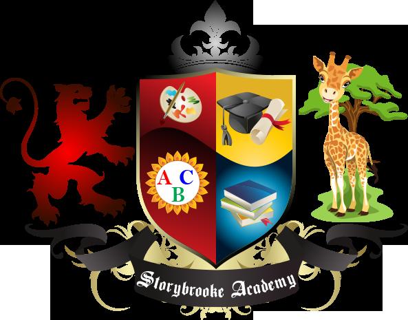 Company Logo Storybrooke Preschool Academy