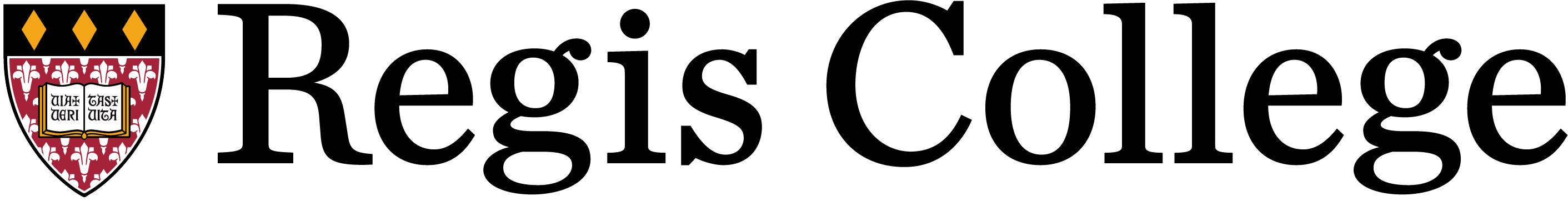 Company Logo REGIS COLLEGE