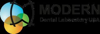 Company Logo Modern Dental Laboratory USA