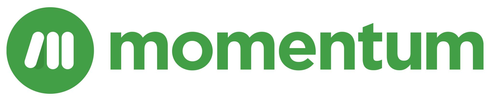 Company Logo Momentum