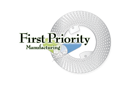 Company Logo First Priority Manufacturing