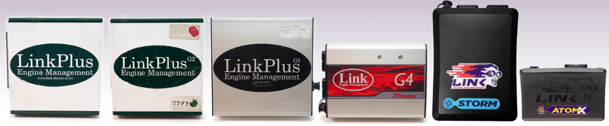 Company Branding Banner Link Engine Management UK Limited