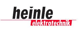 Company Logo Heinle Elektrotechnik GmbH
