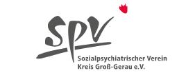 Company Logo Sozialpsychiatrischer Verein Kreis Groß-Gerau e.V.