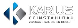 Company Logo Karius Feinstahlbau GmbH