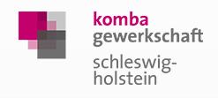 Company Logo komba gewerkschaft schleswig-holstein