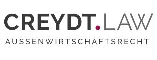 Company Logo CREYDT.LAW Rechtsanwälte Dr. Matthias Creydt