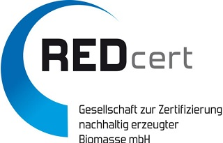 Company Logo REDcert GmbH
