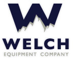 Company Logo Welch Equipment Company