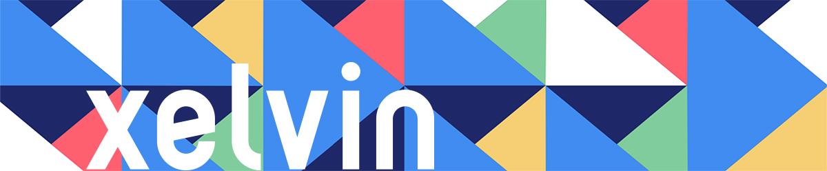 Company Branding Banner Xelvin B.V.