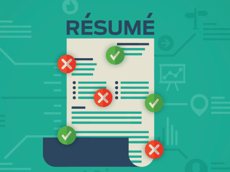 Request a resume makeover