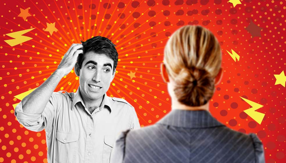 how you should answer those dreaded negative interview
