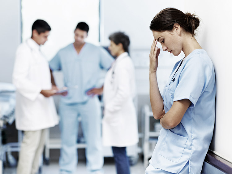 How to combat burnout in health care