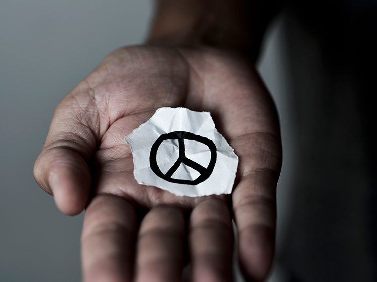 6 humanitarian jobs for International Day of Peace