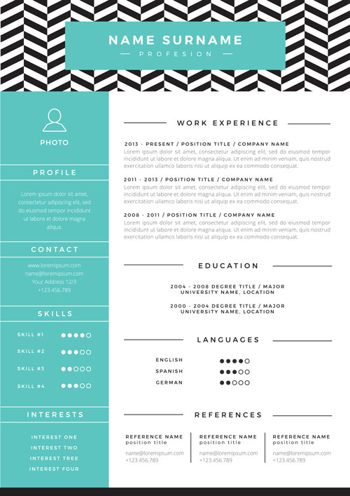 resume examples by industry