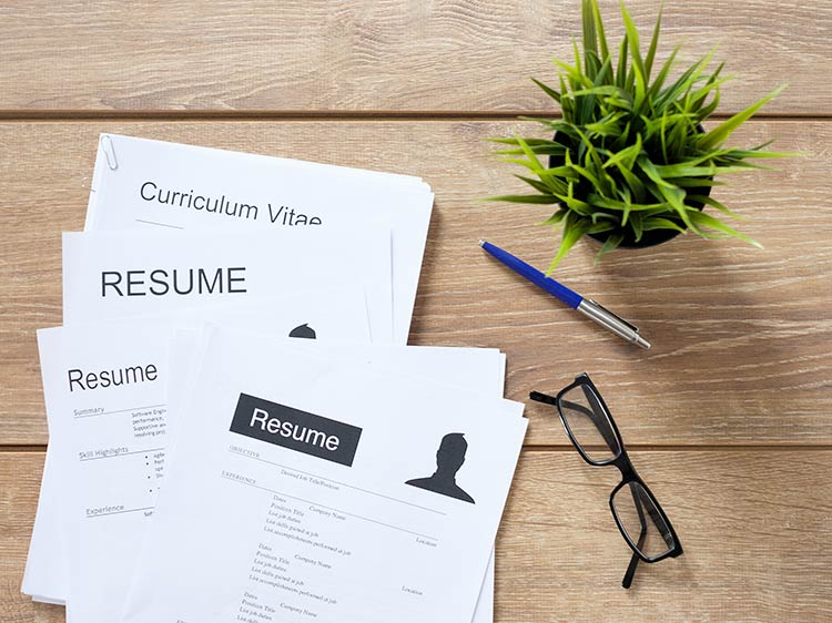 How your resume should look so that you look good
