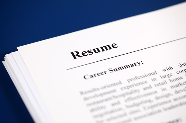 How to write a resume career summary