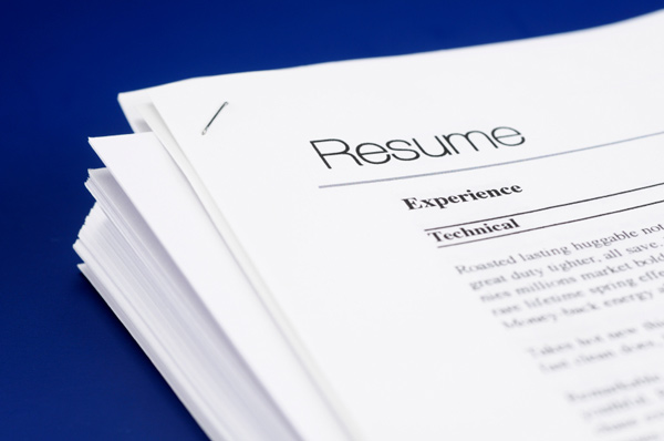 Should A Resume Be e Page Long More