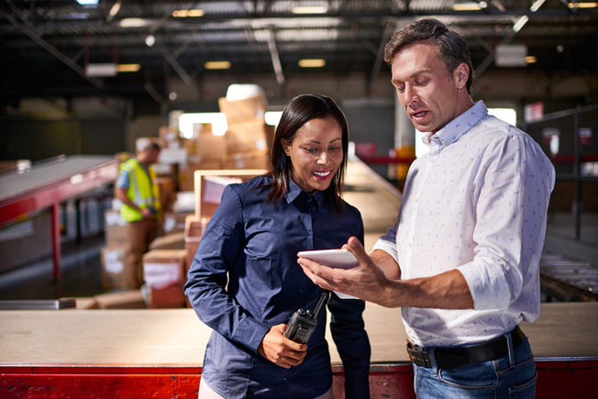 Transportation and warehousing jobs women don't consider
