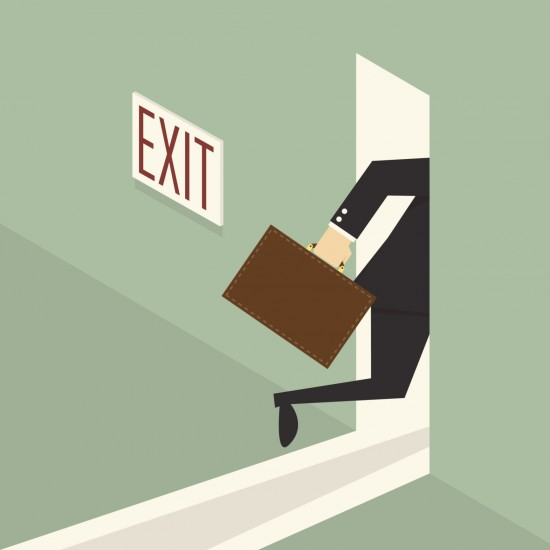 Why do good employees leave?