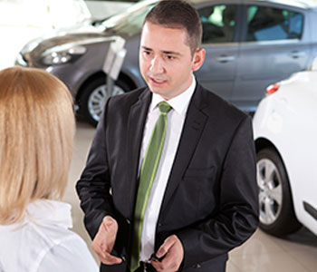 Automobile Salesperson Job Description Sample