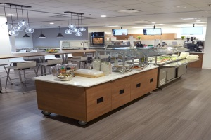 KI Employee Salad Bar
