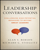 Leadership Conversations: Challenging High-Potential Managers to Become Great Leaders by Alan Berson and Richard G. Stieglitz