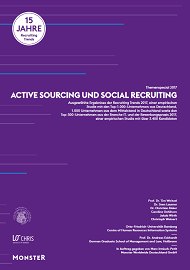Recruiting Trends 2017 - Active Sourcing und Social Recruiting