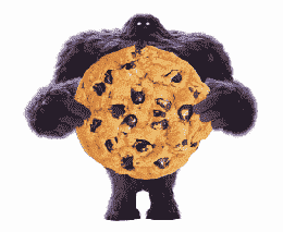 Cookie Eating Monster