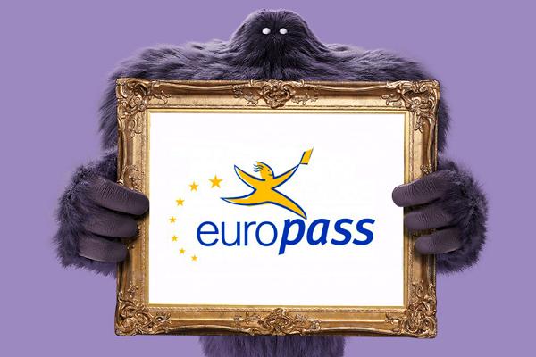 Der Europass Lebenslauf – mit einem Klick auf Monster