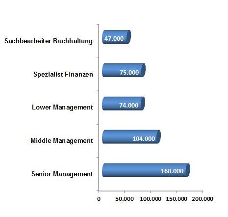Gehalt, Geld, Gehaltstabelle, Finance, Controlling, Einkommen, Gehaltsanalyse, Branchentrend