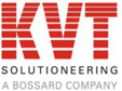 KVT: Solutioneering, A Bossard Company.