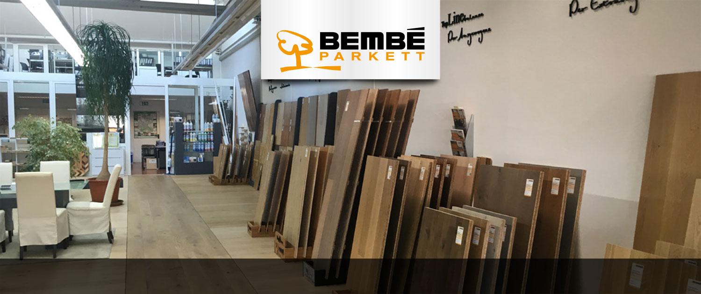 Verkaufsleitung von Parkett & Bodenbelägen (m/w/d) bei Bembé Parkett ...