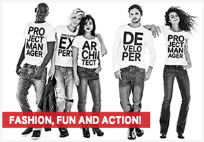 Fashion, Fun and Action!