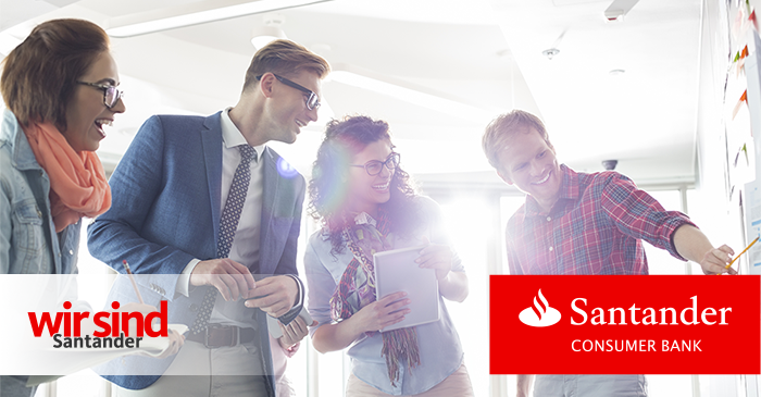 Santander Consumer Bank - Ihr Spezialist für Kredite in Österreich