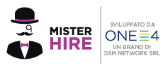 Mister Hire by ONE4 Logo