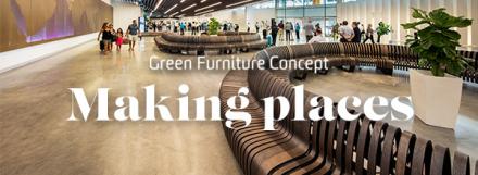 Green Furniture Concept