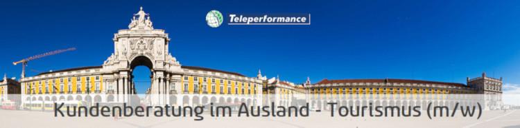 Kundenberatung im Ausland - Tourismus (m/w)