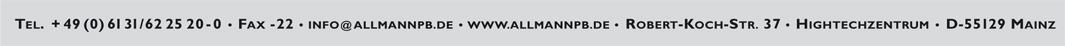 Adresse Dr. Allmann Personalberatung