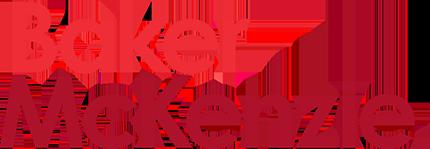 Logo: Baker McKenzie.