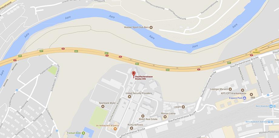 Stauffacherstrasse Brücke 59G, 3014 Bern