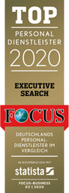 Top Personal-Dienstleister 2020 Executive Search