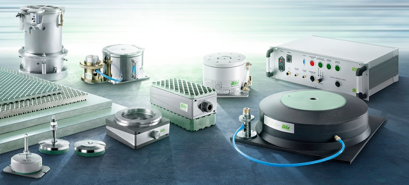 Foto - Bilz Vibration Technology AG