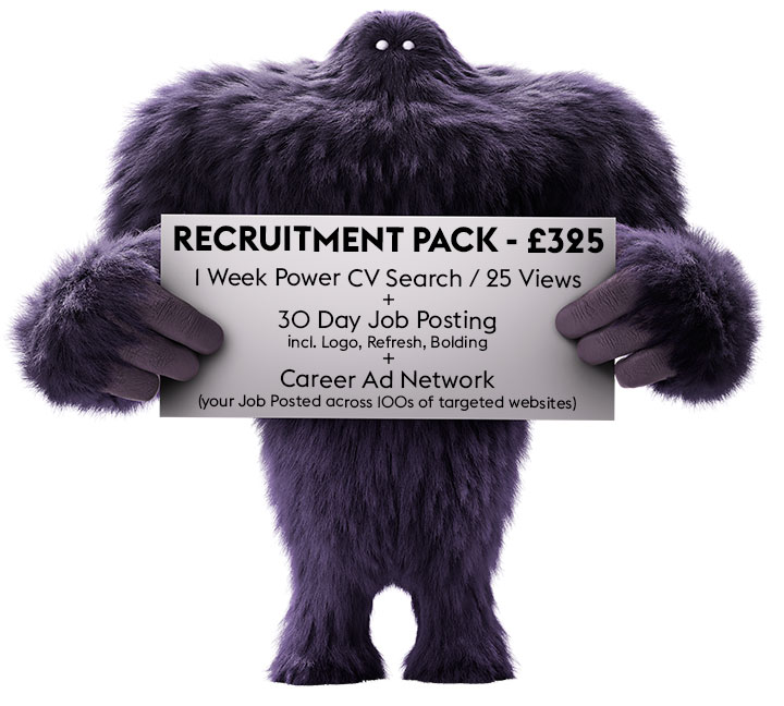 Recruitment Pack Special Offer
