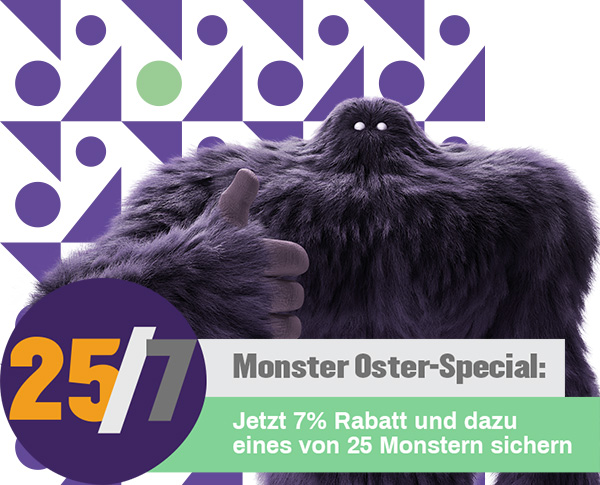 Monster Oster Special