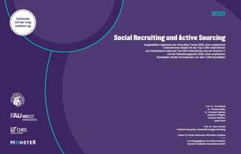 Recruiting Trends 2020 - Social Recruiting & Active Sourcing